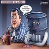 Today's cartoon: Big breakup in oil